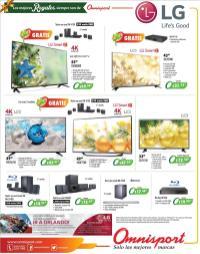 Regalos de navidad OMNISPORT ofertas - 11dic15