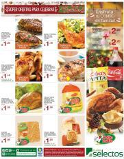 Super Selectos ofertas de ahora viernes en POLLO - 11dic15