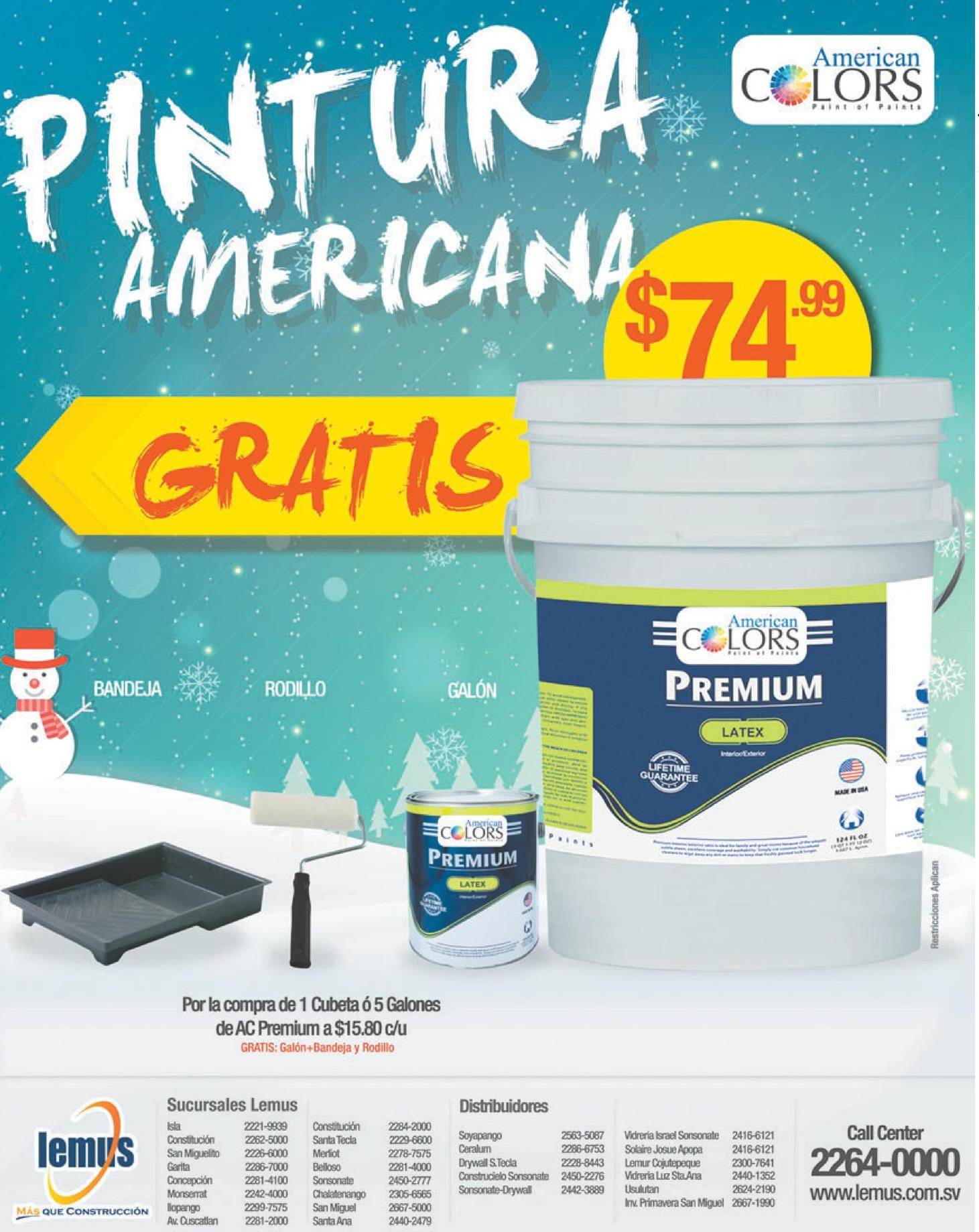 american paint premium color OFFERS