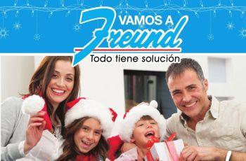 folleto de ofertas FREUND regalos de navidad 2015
