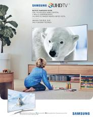 new high definition screen SAMSUNG SUHDTV nano crystal
