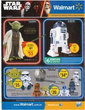 star wars Unete a la fuerza con la coleccion especial