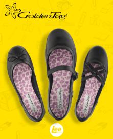 Coleccion de calzado GOLDEN TAG 2016
