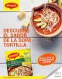 Como preparar una SOPA DE TORTILLA instantanea