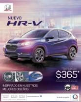 New HONDA HR-V 2016 cuota desde 365 dolares