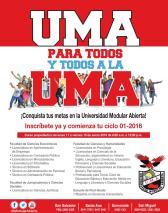 Oferta academica UMA el salvador