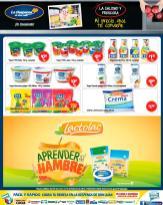 Ofertas yogurt cremas lacteos ahora - 29ene16