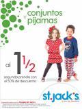 Promociones en conjunto y pijamas ST JACKS - enero 2016