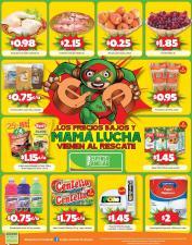 DESPENSA FAMILIAR fin de semana precios bajos - 27feb16