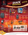 HOT SHACK weekend 2016 tecnologia and gadgets que arden - 26feb16
