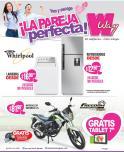 Lavadoras y refrigerados WHIRPOOL con oferta en WAY sv - 26feb16