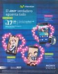 MOVISTAR planes llenos de amor en tus smartphone SONY XPERIA