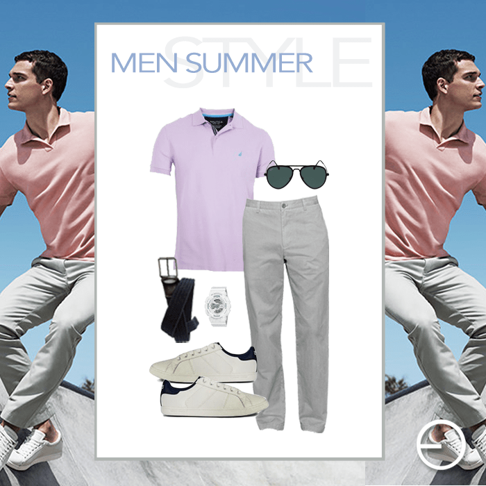 Men Summer outfit TREND