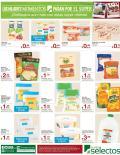OFERTAS del finde en crema queso leche yogurt SUPER SELECTOS - 27feb16