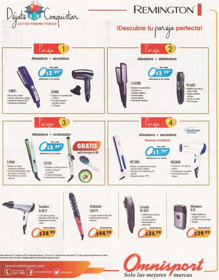 REMINTONG Pareja indispensable para arreglar tu cabello todos los dias