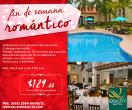 Romatinc weeken Quality hotel real airport le salvador - Febrero 2016