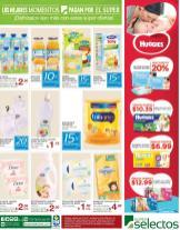 Super selectos Promociones y descuentos en productos de bebes - 15feb16