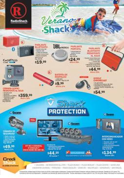 Verano 2016 shack gadgets for summer and security home system