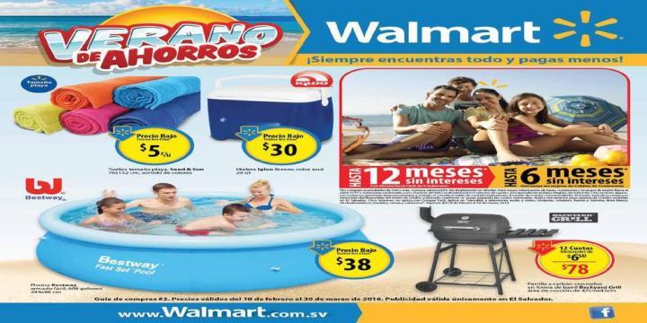 WALMART Promociones de Semana Santa 2016