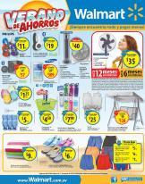 WALMART ofertas y ahorro en tus implementos de verano - 26feb16