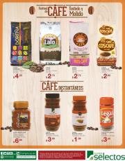 ofertas de CAFE molido y tostado - 25feb16