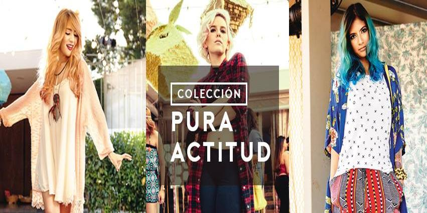 Catalogo de calzado MD fashion girls [Colección Pura Actitud]