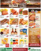 Cortes de carne para asar este fin de semana - 05mar16
