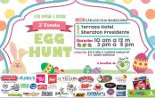 EGG HUNT 2016 estas invitado con toda tu familia