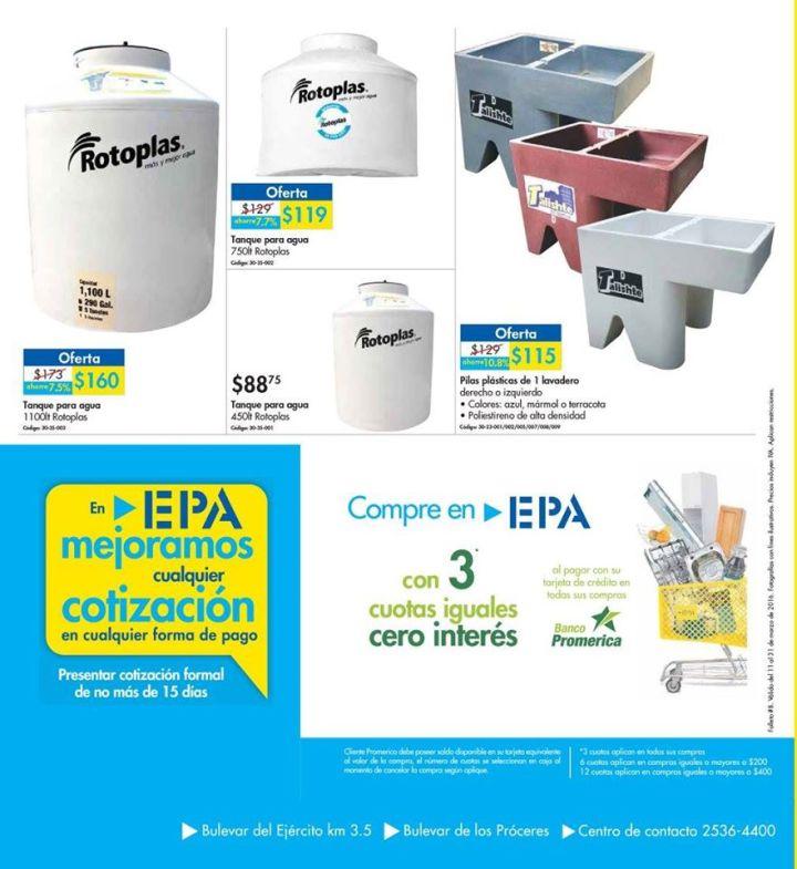 Ferreteria EPA el salvador guia de compras summer 2016 - pag16