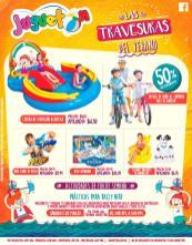 Las travesuras de verano 2016 con JUGUETON toys store