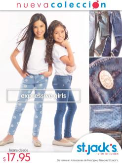 NEW collection of jeans EXPReSIVE GIrLS