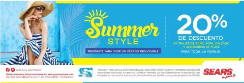 SUMMER style 2016 by SeArS el salvador