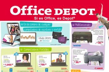 Catalogo de productos en ofertas office depot el salvador marzo 2016