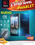new PHABLET elite 6 by RADIOSHACK oferta 179 dolares
