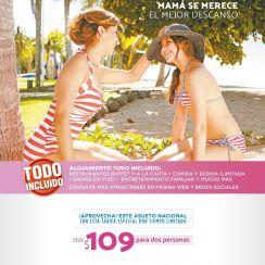 Decameron hotel de playa promociones para el dia de la madres 2016