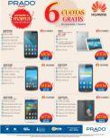 Escoge el nuevo celular para mama con las oferta PRADO - 11abr16