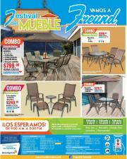 FREUND furniture fest busca tu sucursal mas cercana y mira esta promos