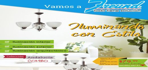 FREUND productos de iluminacion y decoracion LED