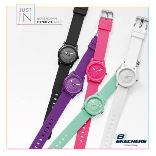 JUST IN fashion watches skechers by SIMAN