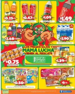 Jugos galletas golsinas Bebidas gaseosas con descuentos despensa familiar - 15abr16