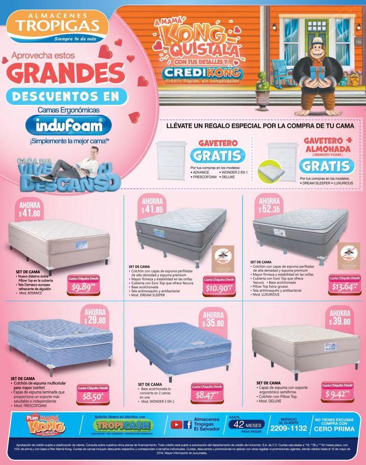 LLevate regalos especiales por la compras de tu cama
