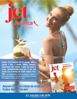 MAGAZINE Jet avianca tour te regala un paquete de vacaciones a CANCUN