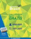 Servicio a Domicilio GRATIS farmacias brasil llama a su call center