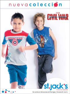 new collection for KIDS Civil WAR by MARVEL