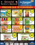 Abarrotes de calidad con precios qyue te convienen LA DESPENSA - 30may16