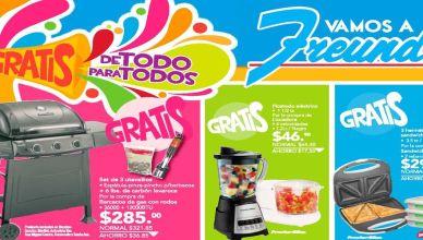 FREUND promociones TODAS tus compras llevan regalos gratis JUNIO 2016