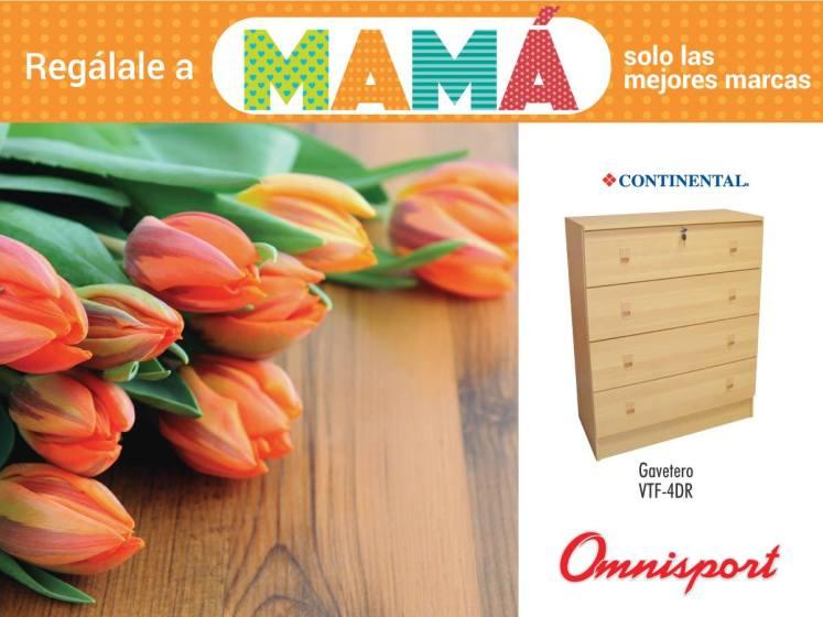 GAVETER de madera mara continental ofertas omnisport