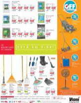 LUNES ofertas de ferreteria VIDRI en jardineria - 16may16