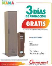 ROPERITO gratis en tus compras de finde en Omnisport almacenes - 13may16
