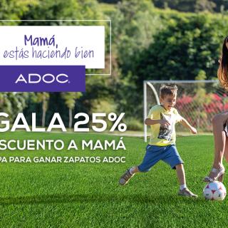 Revista ADOC calzado para el dia de las madres 2016